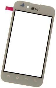 Тачскрин LG P970 Optimus White (white) Оригинал