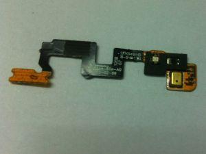 FLC (Шлейф) HTC S720e One X (с кнопкой включения и микрофоном)