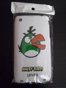 Накладка Apple iPhone 3G/3GS Angry Birds №5
