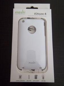 Накладка Apple iPhone 3G/3GS Moshi №1