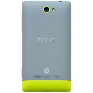 Корпус HTC A620e Windows Phone 8s (grey yellow) Оригинал