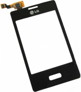 Тачскрин LG E400 Optimus L3 (black)