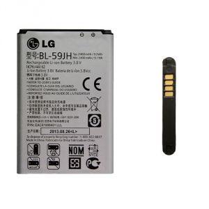 Аккумулятор LG P710 Optimus L7 2/P713 Optimus L7 2/P715 Optimus L7 2 Dual (BL-59JH) Оригинал