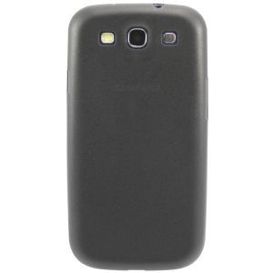 Накладка Fashion Samsung i9300 Galaxy S3 (black)