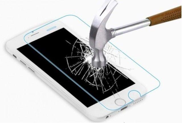 Защитное стекло Apple iPhone 5/5S (бронестекло)