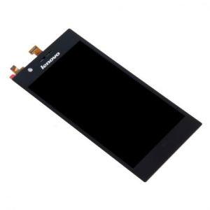 LCD (Дисплей) Lenovo K900 (в сборе с тачскрином) Оригинал