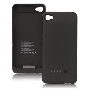 Накладка-аккумулятор Apple iPhone 4/4S 3000 mAh (black)
