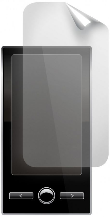 Защитная плёнка Huawei U9000 Ideos X6 Dragon (глянцевая)