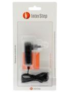 Сетевое зарядное устройство InterStep mini USB (1 A)