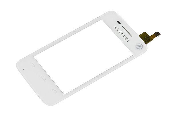 Тачскрин Alcatel 4010D OneTouch Tpop (white) Оригинал