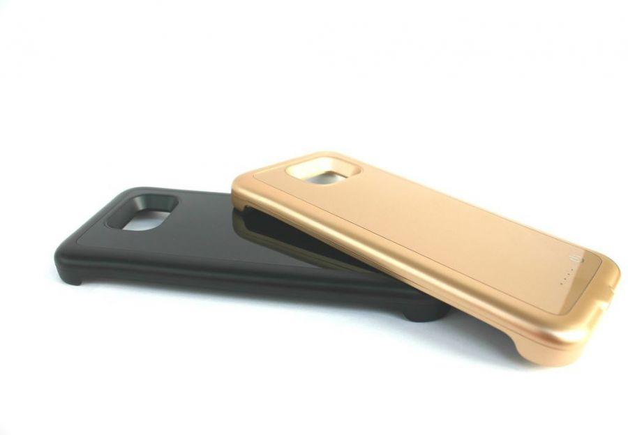 Накладка-аккумулятор Samsung G920F Galaxy S6 3800 mAh (black)