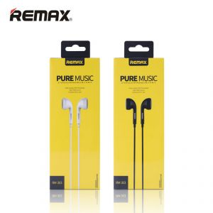 Наушники Remax RM-303 (3,5 мм) (black)