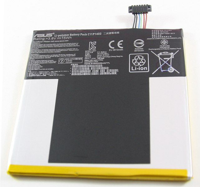 Аккумулятор Asus FE375CG Fonepad 7/FE375CXG Fonepad 7 (C11P1402) Оригинал