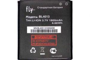 Аккумулятор Fly IQ441 Radiance (BL4013) Оригинал