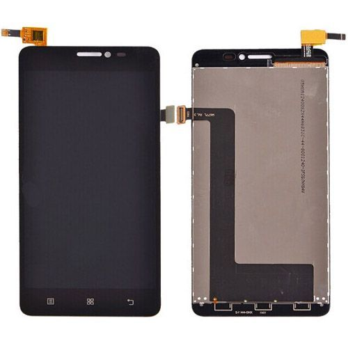 LCD (Дисплей) Lenovo S850 (в сборе с тачскрином) (black)