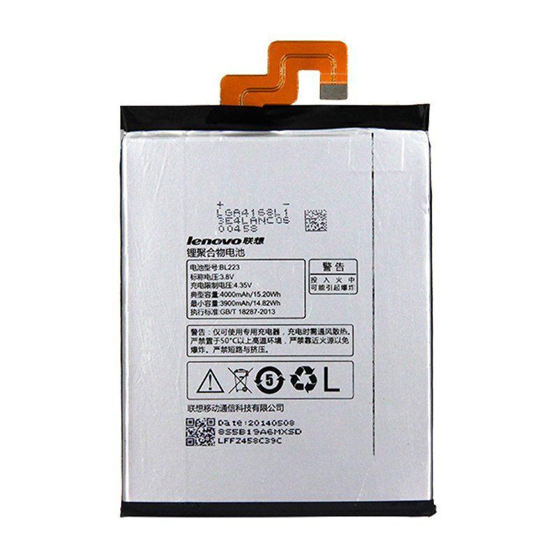 Аккумулятор Lenovo K920 Vibe Z2 Pro (BL223) Оригинал
