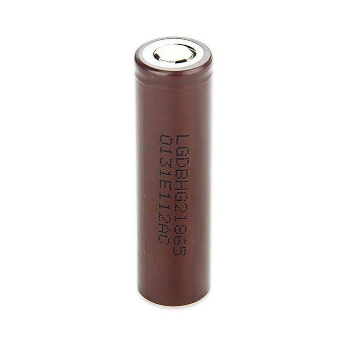 Аккумулятор LG HG2 18650 3000 mAh (незащищенный)