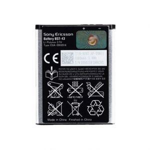 Аккумулятор Sony Ericsson BST-43 Оригинал