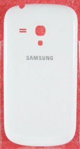 Задняя крышка Samsung i8190 Galaxy S3 mini (white) Оригинал