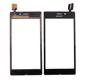 Тачскрин Sony D2403 Xperia M2 Aqua (black) Оригинал