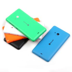 Задняя крышка Microsoft Lumia 535/Lumia 535 Dual Sim (orange) Оригинал