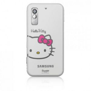 "Корпус Samsung S5230 (white, ""Hello Kitty"") Оригинал"