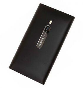 Корпус Nokia 800 Lumia (black)