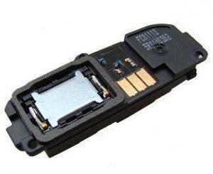 Антенна Nokia 6700 Slide (в сборе с buzzer (динамик звонка)) Оригинал