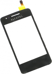 Тачскрин Alcatel 4010D OneTouch Tpop (black) Оригинал
