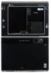 Корпус HTC X7500 Advantage (black)