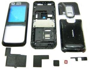Корпус Nokia 6120c (black)