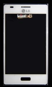 Тачскрин LG E610 Optimus L5/E612 Optimus L5 (white)