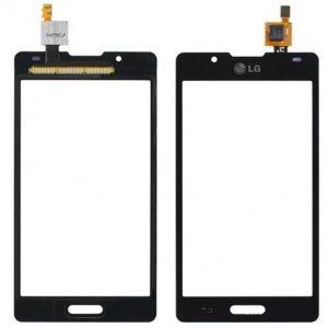Тачскрин LG P710 Optimus L7 2/P713 Optimus L7 2 (black) Оригинал
