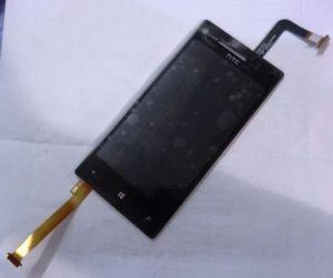 LCD (Дисплей) HTC C620e (C625e) Windows Phone 8x (в сборе с тачскрином) (black) Оригинал