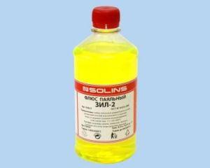 Флюс паяльный Solins ЗИЛ-2 (100 мл)