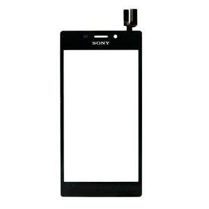 Тачскрин Sony D2302 Xperia M2 Dual sim/D2303 Xperia M2/D2305 Xperia M2 (black) Оригинал