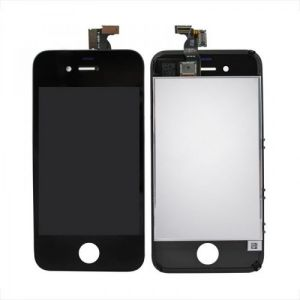 LCD (Дисплей) iPhone 4 (в сборе с тачскрином) (black) Оригинал