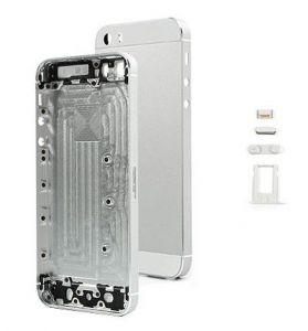 Корпус iPhone 5S (silver)