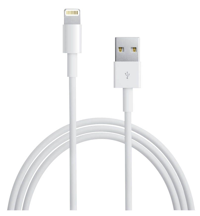 Кабель USB Apple iPhone 5/5C/5S/5/6/6 Plus/iPad 4/mini/iPod Touch 5/Nano 7 Оригинал