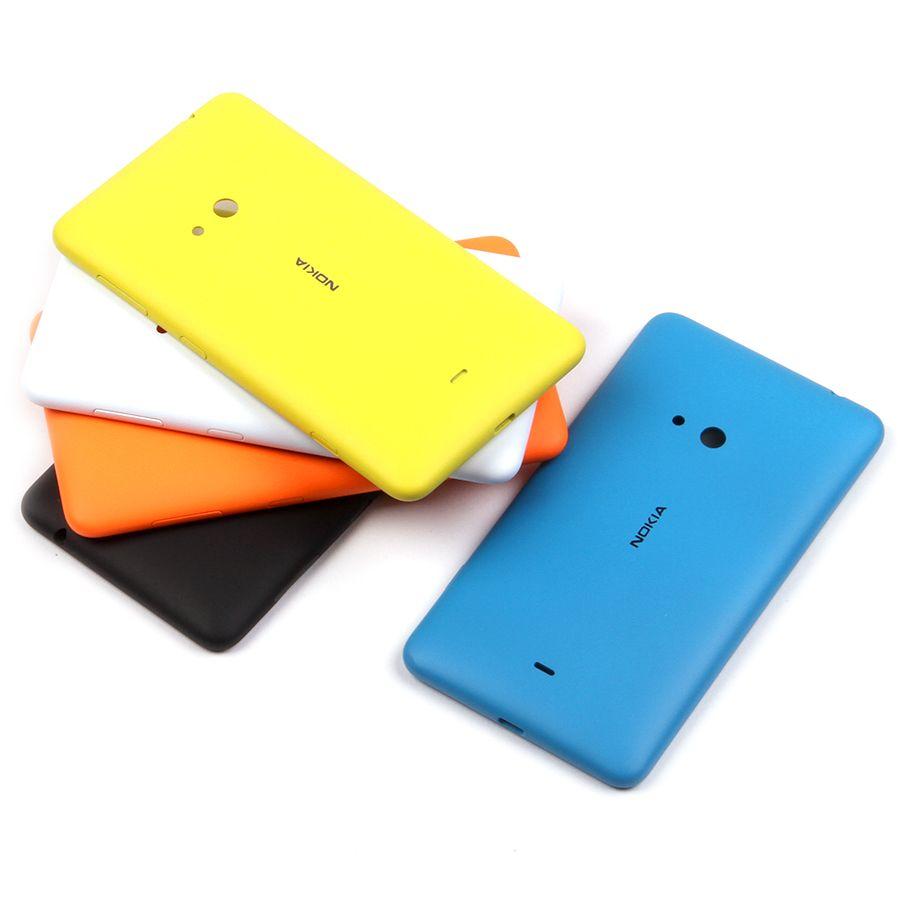 Задняя крышка Nokia 625 Lumia (white) Оригинал