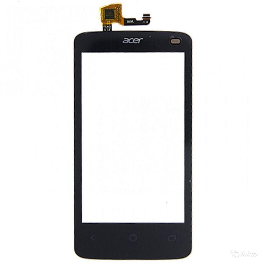 Тачскрин Acer Z140 Liquid Z4/Z160 Liquid Z4 (black) Оригинал