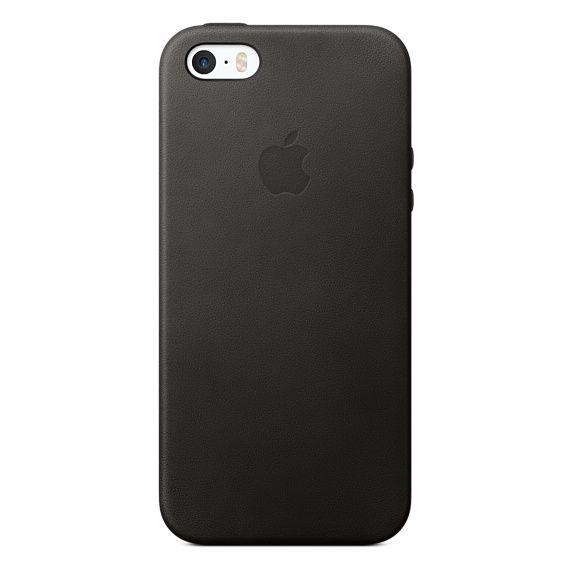 Накладка Apple iPhone 5/5S/5SE 5SE (black)