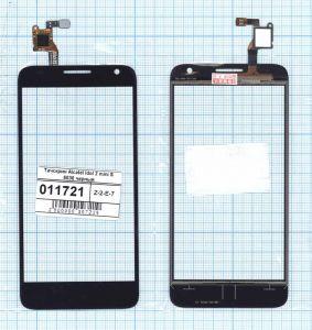 Тачскрин Alcatel 6036Y OneTouch Idol 2 Mini S (black) Оригинал