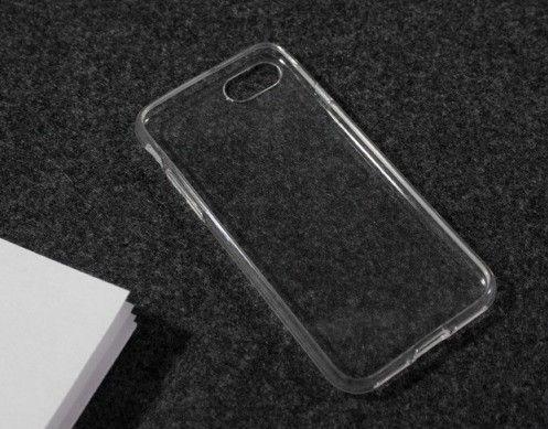 Накладка Apple iPhone 7 силикон (white)
