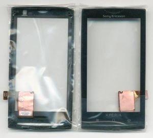 Тачскрин Sony Ericsson X10 Xperia (в раме) (black) Оригинал