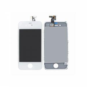 LCD (Дисплей) iPhone 4 (в сборе с тачскрином) (white) Оригинал