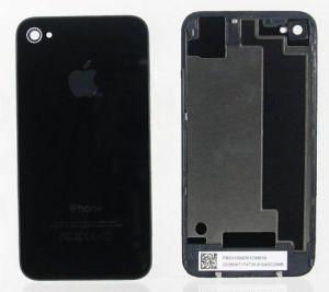 Задняя крышка Apple iPhone 4S (black) Оригинал