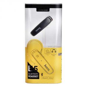 Bluetooth-гарнитура Hoco E5 (black)