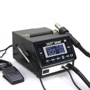 Паяльная станция W.E.P 993D+ (термовоздушная)