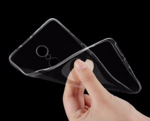 Накладка Xiaomi Mi4i силикон (white)
